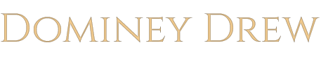 Dominey Drew | Men's Personal, Relationship & Dating Coach Logo